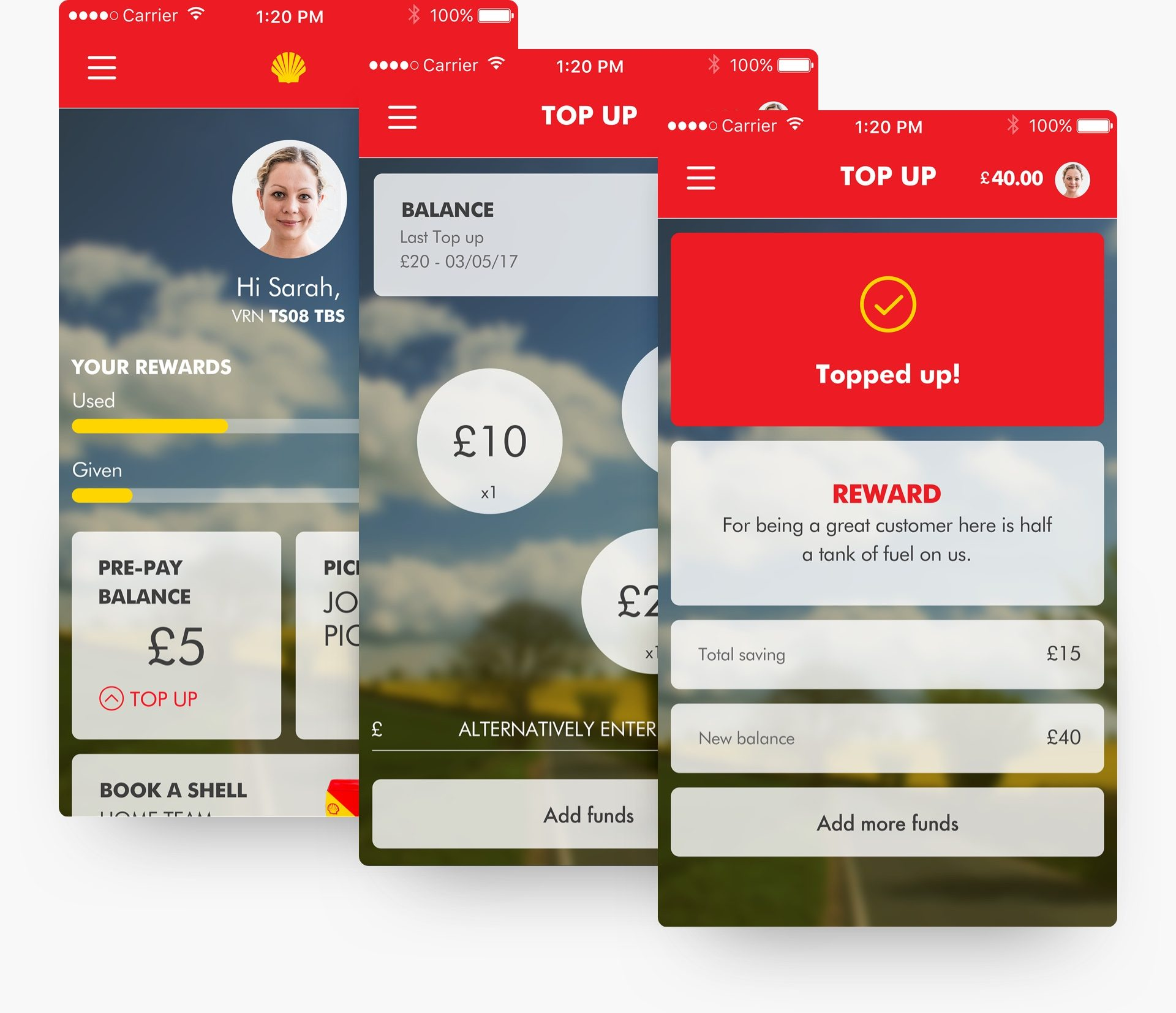 App example - building a connected customer experience