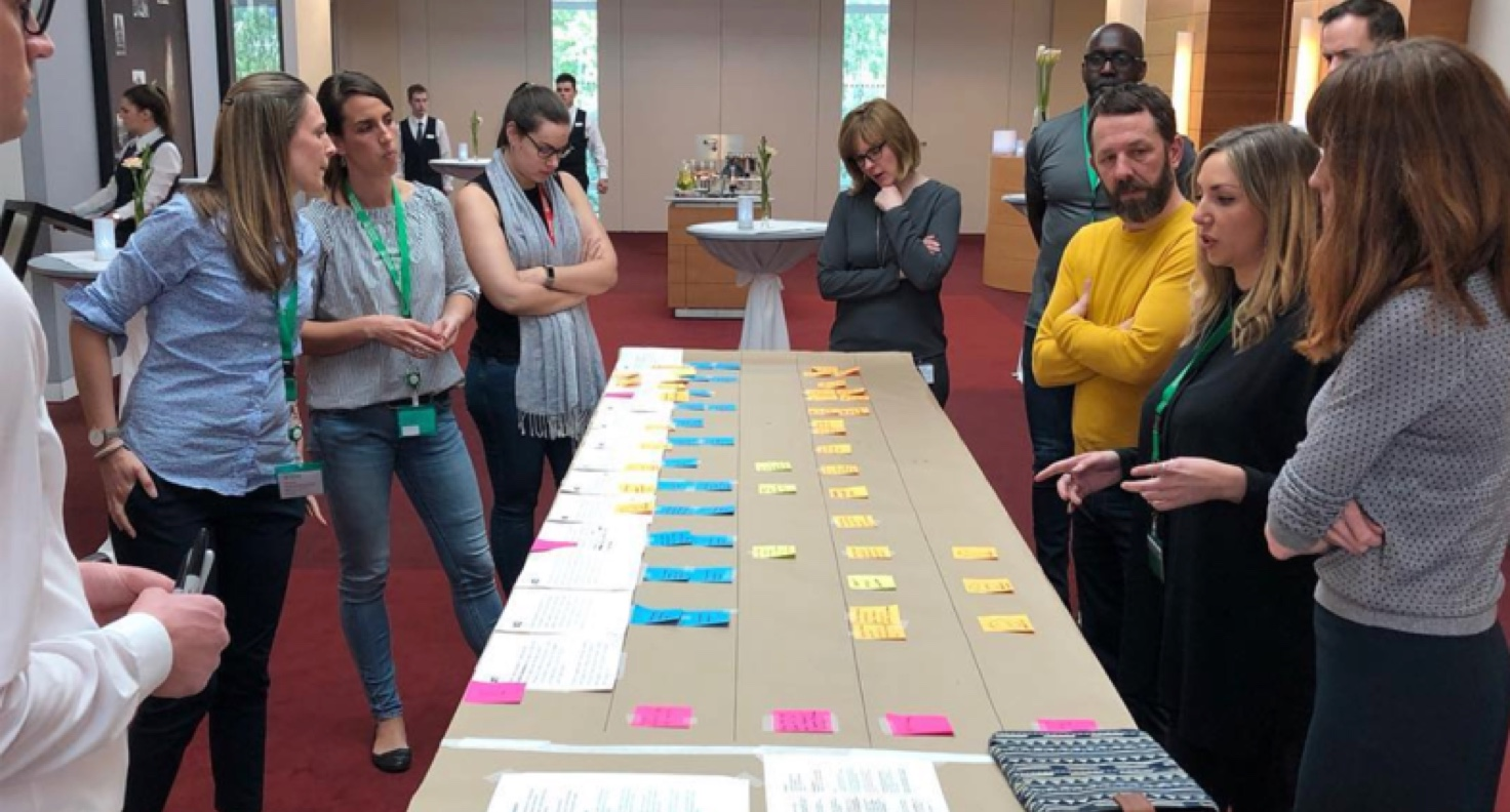 Collaboration is key for a successful design system
