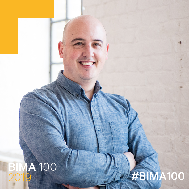 Warren Hutchinson joins the BIMA 100